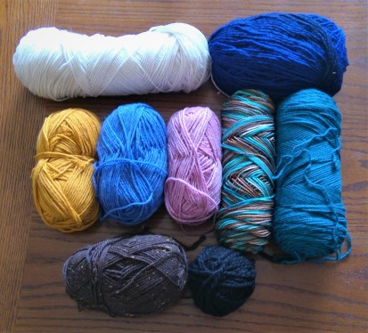 yarn for yarn tree